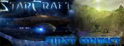 StarCraft First Contact