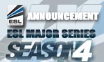 ESL Major Series Cups