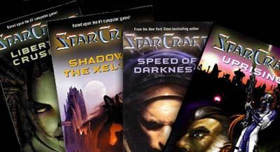 StarCraft Books