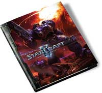 StarCraft II: Wings Of Liberty Collector\'s Edition Art Book