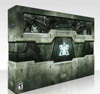 StarCraft II: Wings Of Liberty Collector\'s Edition Box