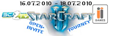 SC2TV StarCraft 2 Tourney