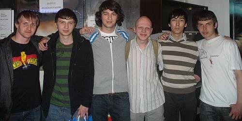 Весенняя серия открытых турниров Санкт-Петербурга