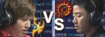 Yellow vs Bisu