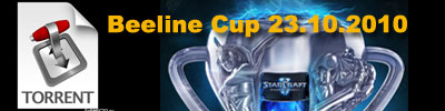 StarCraft 2 Beeline Cup 23.11.10 Torrent
