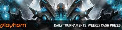 Онлайн турниры StarCraft 2 на сегодня