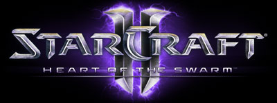 StarCraft 2 Heart of the Swarm Logo