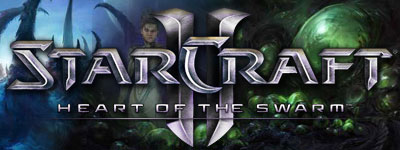 StarCraft 2 Heart of the Swarm - первый взгляд
