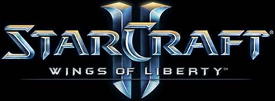 StarCraft 2 Wings of Liberty Logo