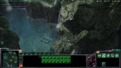 Пасхалка StarCraft 2 - Морпех в карбоните