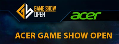 Acer Game Show Open Cup