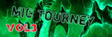 MiG Tourney Лого