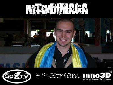 StarCraft 2 VODы от первого лица: mTw.DIMAGA