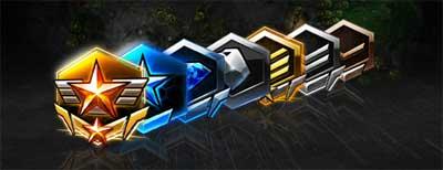 StarCraft 2 - Переход в другую лигу