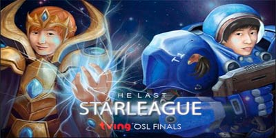 Последний финал StarLeague