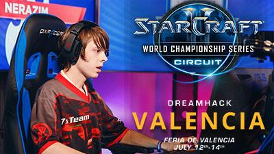 [7x]Nerazim на WCS Dreamhack Valencia 2018