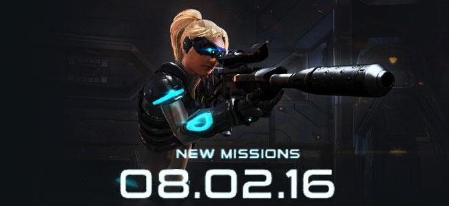 Второй пакет DLC-миссий Nova Covert Ops