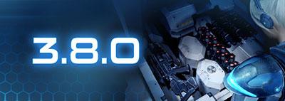 Патч 3.8.0 - изменение баланса и последняя часть миссий Новы