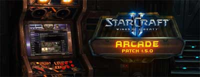 StarCraft 2 WoL Patch 1.5.0