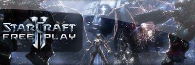 StarCraft 2 Free 2 Play