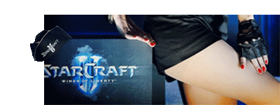 StarCraft 2 Girls