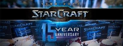 StarCraft-у исполнилось 15 лет!
