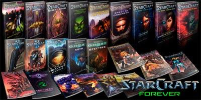 Вселенная StarCraft: Книги, Манга, Комиксы, Рассказы