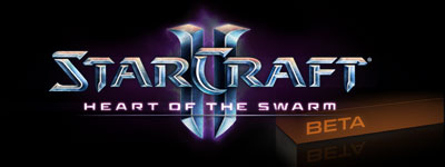 StarCraft 2 Heart of the Swarm Beta