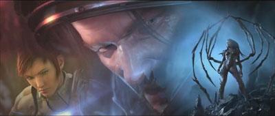 StarCraft 2 Trailer Video