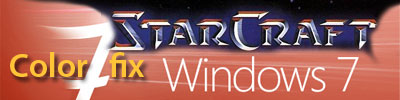 StarCraft 1.16.1 Windows 7 Colof patch
