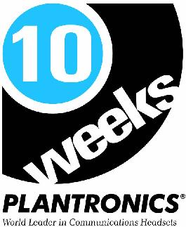 10 Weeks Plantronics Counter-Strike 1.6